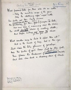 arms and the boy wilfred owen analysis