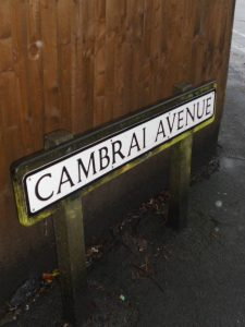 Cambrai Avenue, Chichester, United Kingdom.