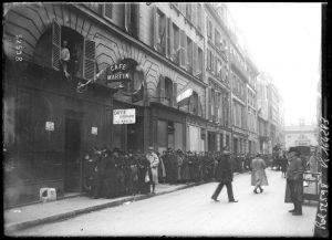 Cafe Debussy Paris