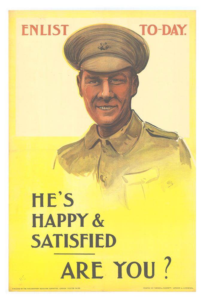 war posters New york city-based auction house guernsey's will be conducting an unreserved auction of quite possibly the finest collection of patriotic posters relating to world war i roughly half of.