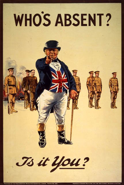Weapons of Mass Persuasion: The First World War in Posters ...