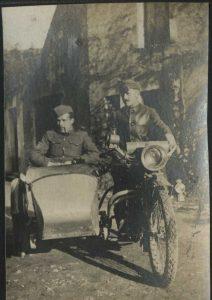 Pisciotta with General La Calle.
